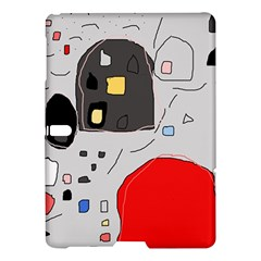 Playful abstraction Samsung Galaxy Tab S (10.5 ) Hardshell Case