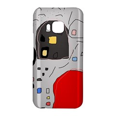Playful abstraction HTC One M9 Hardshell Case
