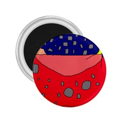 Playful abstraction 2.25  Magnets