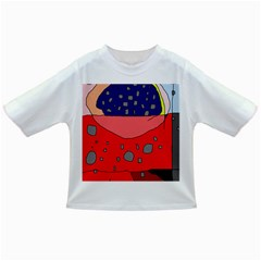 Playful abstraction Infant/Toddler T-Shirts