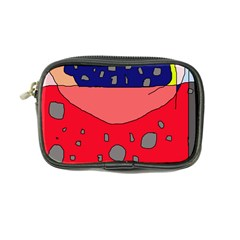 Playful abstraction Coin Purse