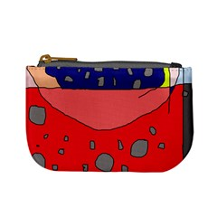 Playful abstraction Mini Coin Purses