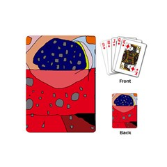 Playful abstraction Playing Cards (Mini)