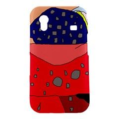 Playful abstraction Samsung Galaxy Ace S5830 Hardshell Case