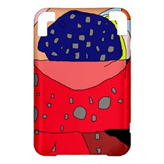 Playful abstraction Kindle 3 Keyboard 3G
