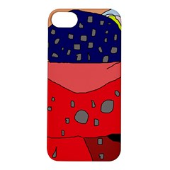 Playful abstraction Apple iPhone 5S/ SE Hardshell Case