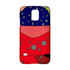 Playful abstraction Samsung Galaxy S5 Hardshell Case