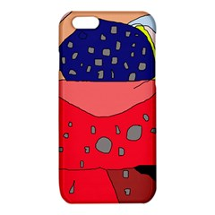 Playful abstraction iPhone 6/6S TPU Case