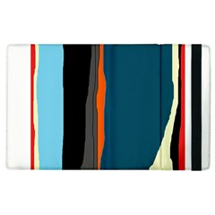 Colorful lines  Apple iPad 3/4 Flip Case