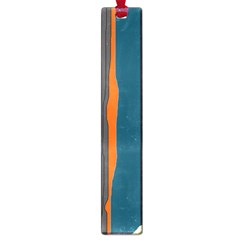 Colorful lines  Large Book Marks