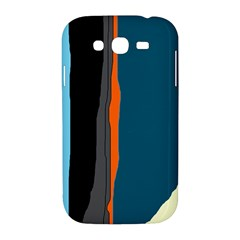 Colorful lines  Samsung Galaxy Grand DUOS I9082 Hardshell Case