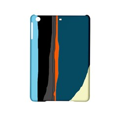 Colorful lines  iPad Mini 2 Hardshell Cases