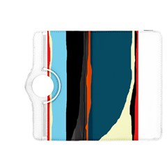 Colorful lines  Kindle Fire HDX 8.9  Flip 360 Case