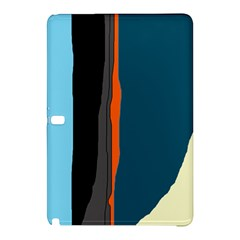 Colorful lines  Samsung Galaxy Tab Pro 10.1 Hardshell Case