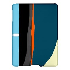 Colorful lines  Samsung Galaxy Tab S (10.5 ) Hardshell Case