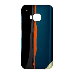 Colorful lines  HTC One M9 Hardshell Case