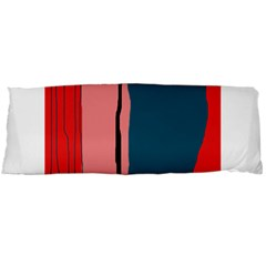 Decorative lines Body Pillow Case Dakimakura (Two Sides)