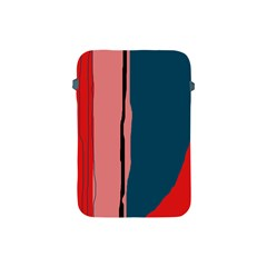 Decorative lines Apple iPad Mini Protective Soft Cases