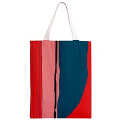 Decorative lines Classic Light Tote Bag