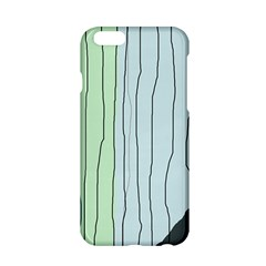 Decorative lines Apple iPhone 6/6S Hardshell Case