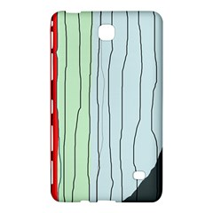 Decorative lines Samsung Galaxy Tab 4 (8 ) Hardshell Case