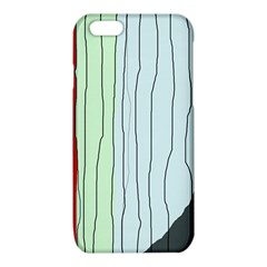 Decorative lines iPhone 6/6S TPU Case
