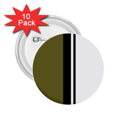 Elegant lines 2.25  Buttons (10 pack)