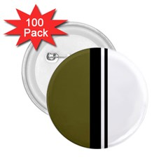 Elegant lines 2.25  Buttons (100 pack)