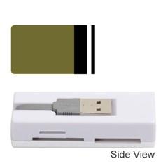 Elegant lines Memory Card Reader (Stick)
