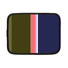 Decorative lines Netbook Case (Small)