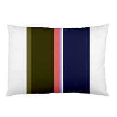 Decorative lines Pillow Case