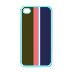 Decorative lines Apple iPhone 4 Case (Color)