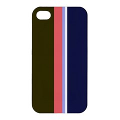 Decorative lines Apple iPhone 4/4S Hardshell Case