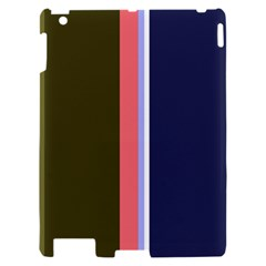 Decorative lines Apple iPad 2 Hardshell Case