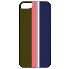 Decorative lines Apple iPhone 5 Classic Hardshell Case