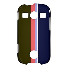 Decorative lines Samsung Galaxy S7710 Xcover 2 Hardshell Case