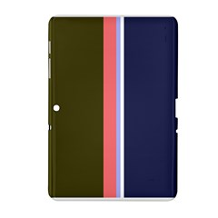 Decorative lines Samsung Galaxy Tab 2 (10.1 ) P5100 Hardshell Case