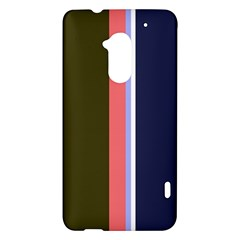 Decorative lines HTC One Max (T6) Hardshell Case