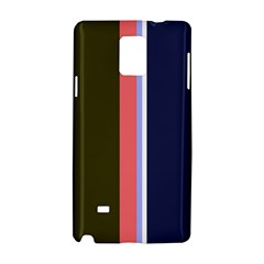 Decorative lines Samsung Galaxy Note 4 Hardshell Case