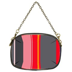 Optimistic lines Chain Purses (Two Sides)