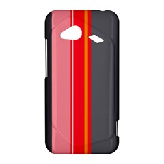 Optimistic lines HTC Droid Incredible 4G LTE Hardshell Case