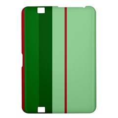Green and red design Kindle Fire HD 8.9