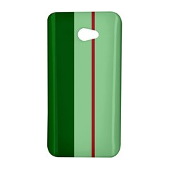 Green and red design HTC Butterfly S/HTC 9060 Hardshell Case