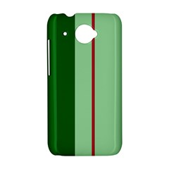 Green and red design HTC Desire 601 Hardshell Case