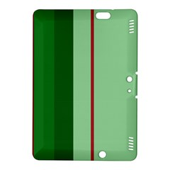 Green and red design Kindle Fire HDX 8.9  Hardshell Case