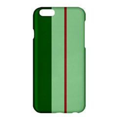 Green and red design Apple iPhone 6 Plus/6S Plus Hardshell Case