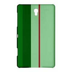 Green and red design Samsung Galaxy Tab S (8.4 ) Hardshell Case
