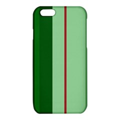 Green and red design iPhone 6/6S TPU Case