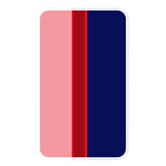 Pink and blue lines Memory Card Reader