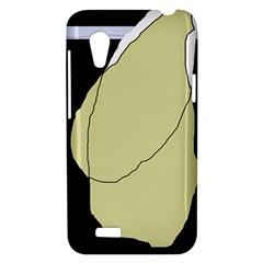 Elegant design HTC Desire VT (T328T) Hardshell Case